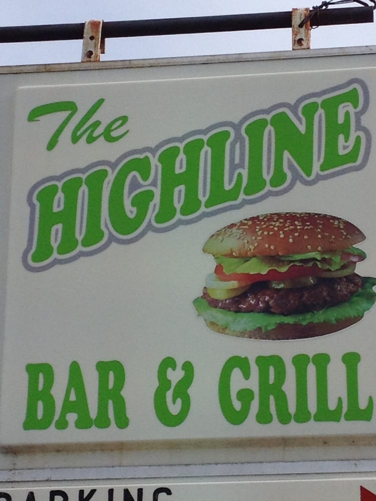 Highline Bar and Grill: N 9303 US Hwy 141, Crivitz, WI