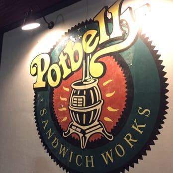 Potbelly Logo potbelly sandwich shop - order food online - 11 photos & 33