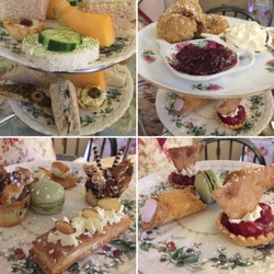 Belladonna Tea Room Lancaster Ca
