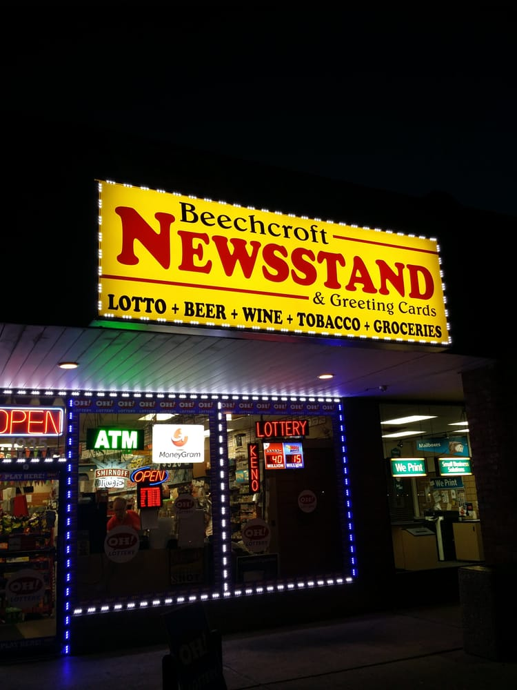 Beechcroft Newsstand & Magazines