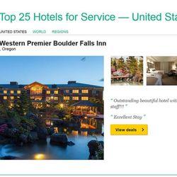 Photo Of Best Western Premier Boulder Falls Inn Lebanon Or United States