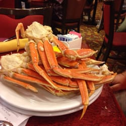 All You Can Eat Crab Legs At Potawatomi