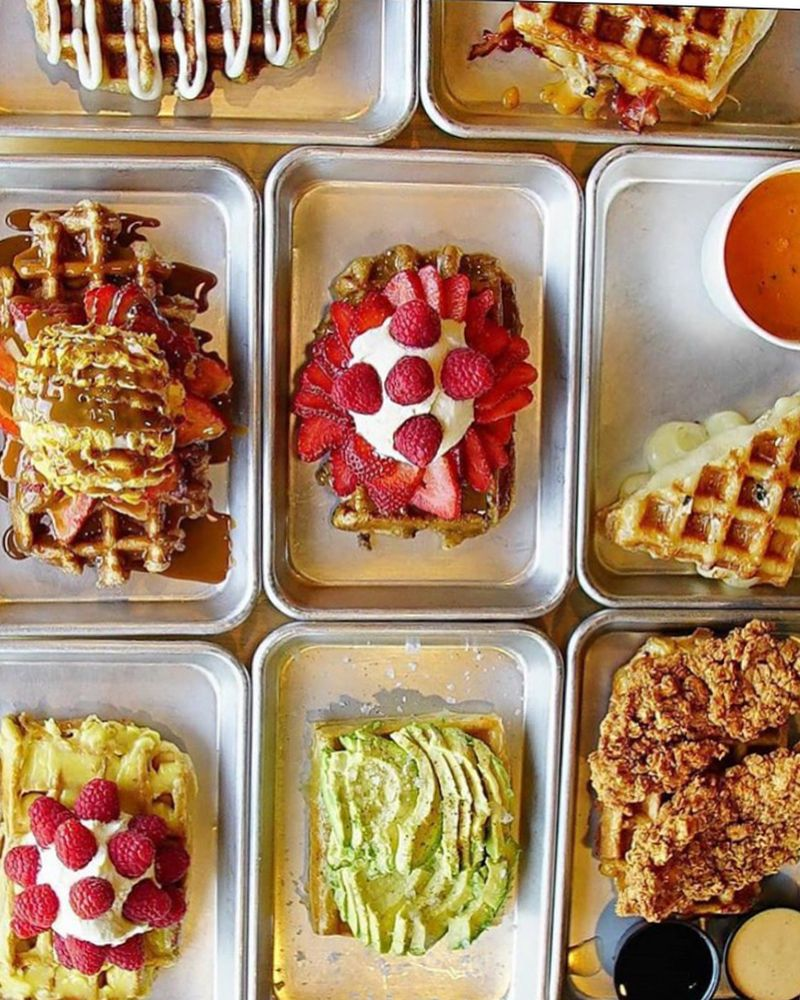 Waffle Love: 1300 Gattis School Rd, Round Rock, TX
