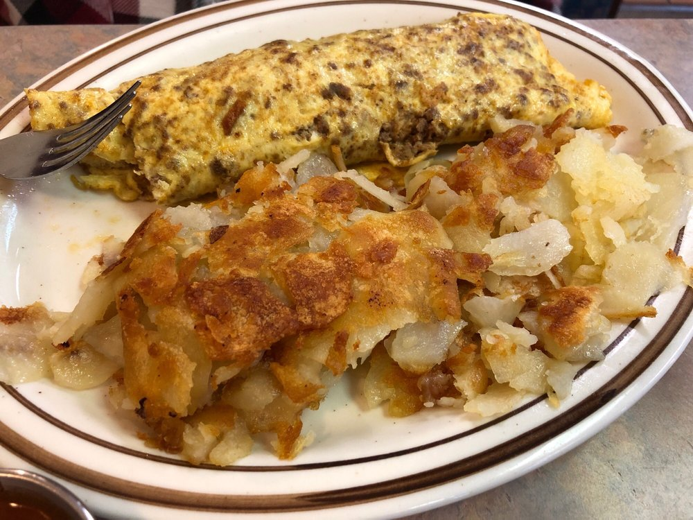 Village Cafe: 214 W Cottage Grove Rd, Cottage Grove, WI