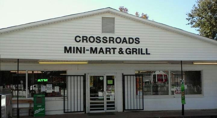 CrossRoads MiniMart And Grill: 201 Carpenters Grove Church Rd, Lawndale, NC