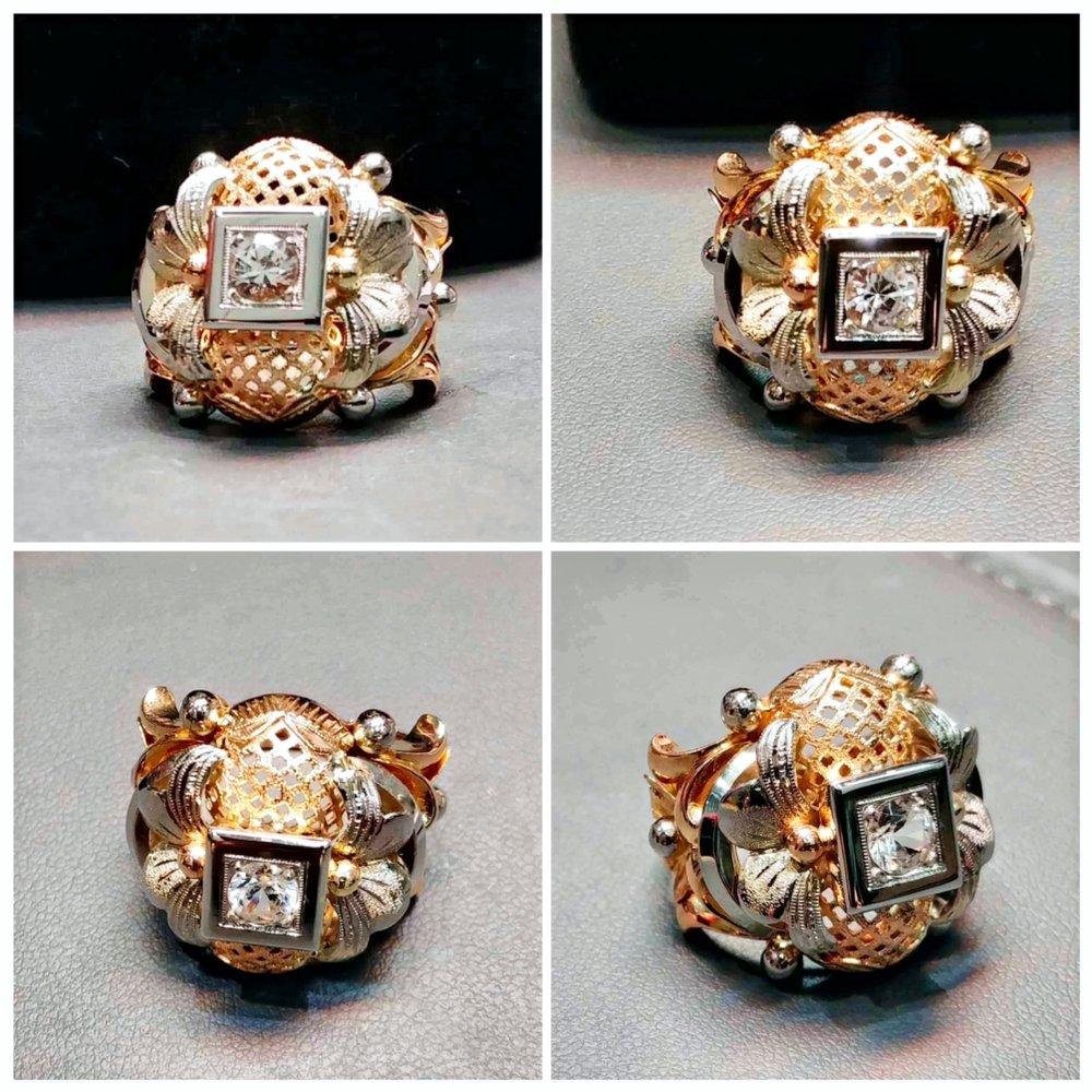 快速修复珠宝和手表维修
