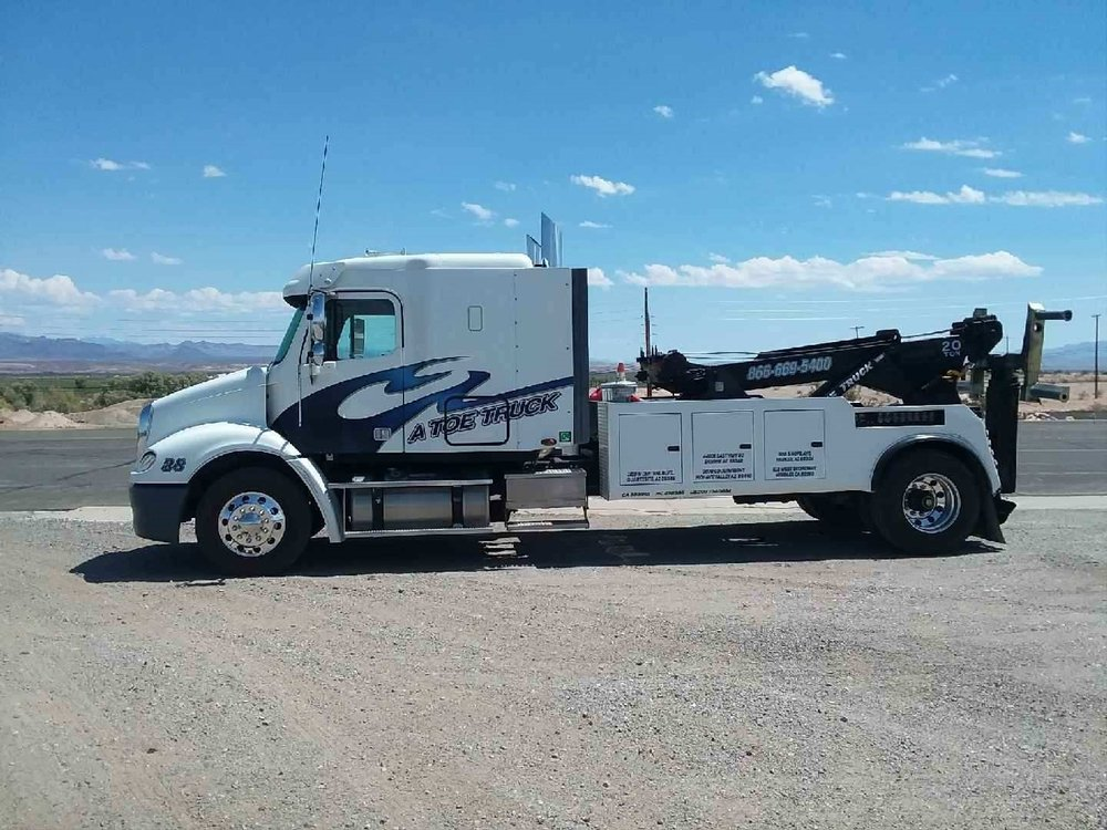 A Toe Truck: 2070 Courtwright Rd, Mohave Valley, AZ