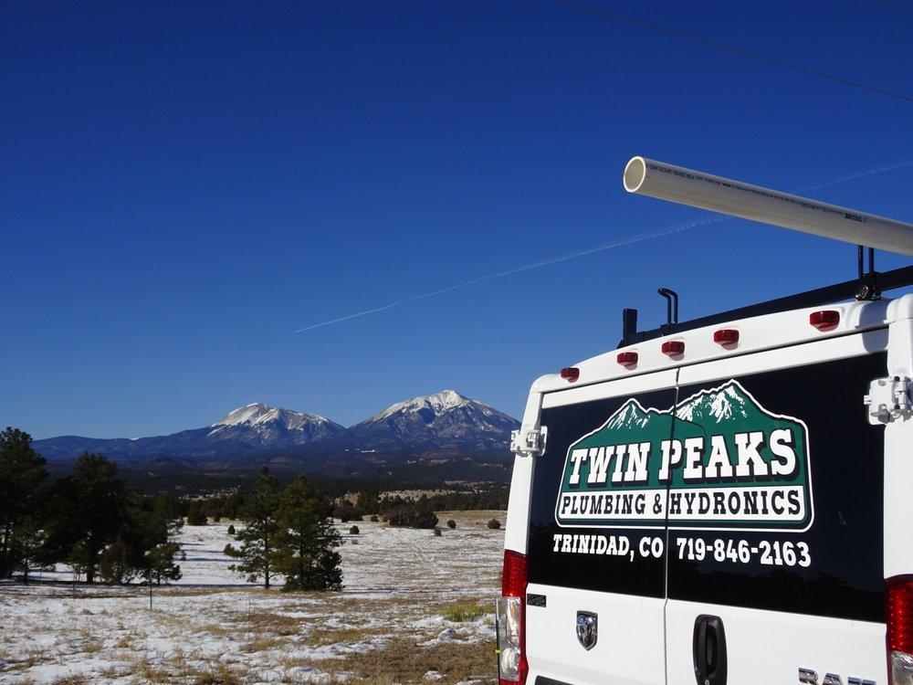 Twin Peaks Plumbing & Hydronics: 201 Tyson Ct, Trinidad, CO