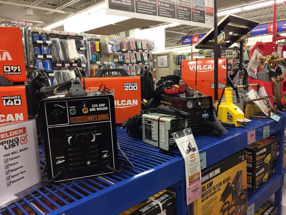 Harbor Freight Tools - (New) 11 Photos - Hardware Stores - 4636 E