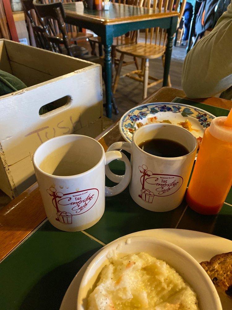 Cornerstone Cafe: 76 N Main St, Ellijay, GA