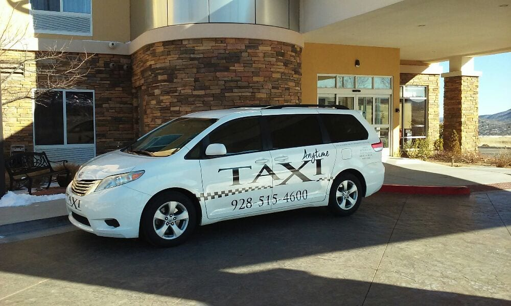 Anytime Taxi: 424 N Arizona Ave, Prescott, AZ