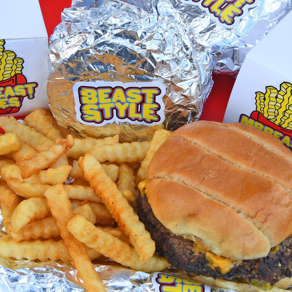 Mr. Beast Burger: Avon, CT