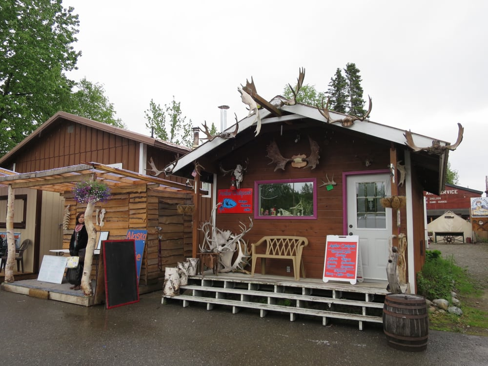 Photo of Antler Outpost: Talkeetna, AK