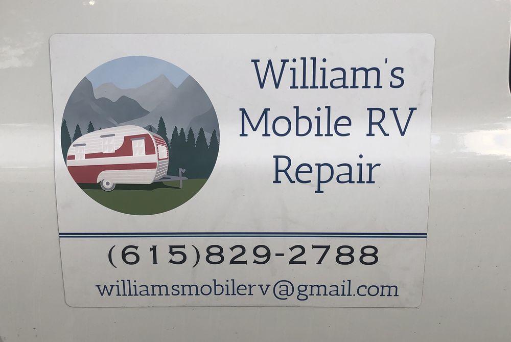 William's Mobile RV Repair: La Vergne, TN