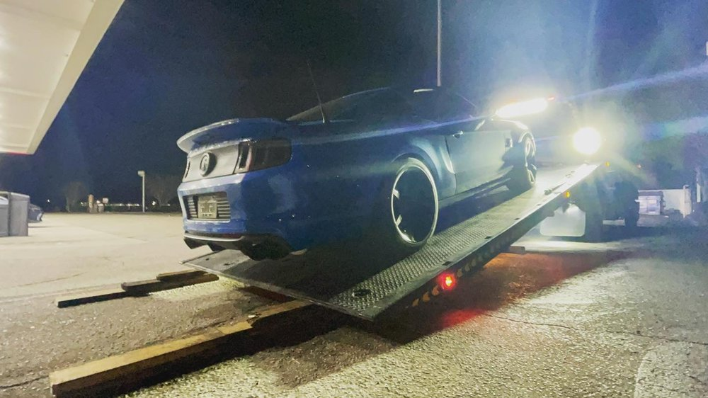 Towing business in Temple Terrace, FL
