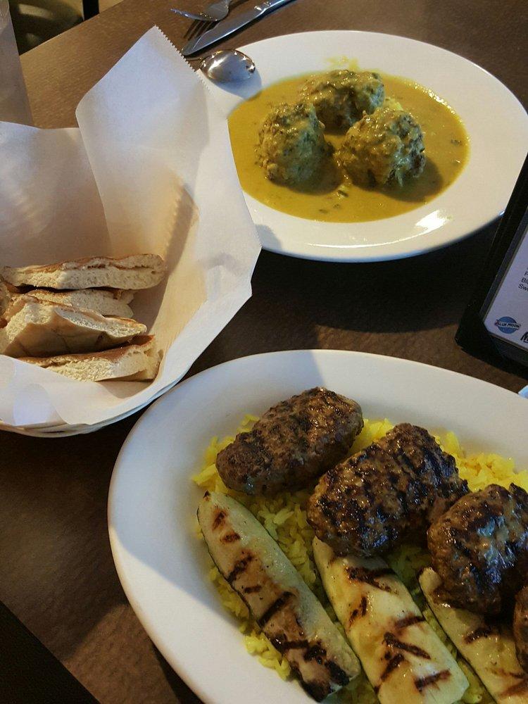 Cafe Sababa - Mediterranean Grill