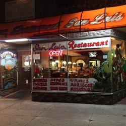 Paleteria Restaurant San Luis Mexicano 4804 S 24th St South