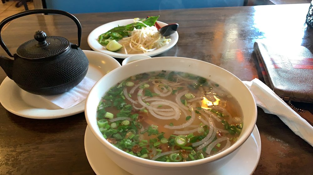 Food from Ipho Vietnamese Cuisine