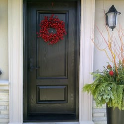 photo of home decor window door centre concord on canada christmas