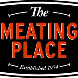 Image result for the meating place logo