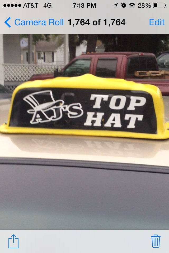 Aj's Top Hat Limos & Taxi Service: Springfield, IL