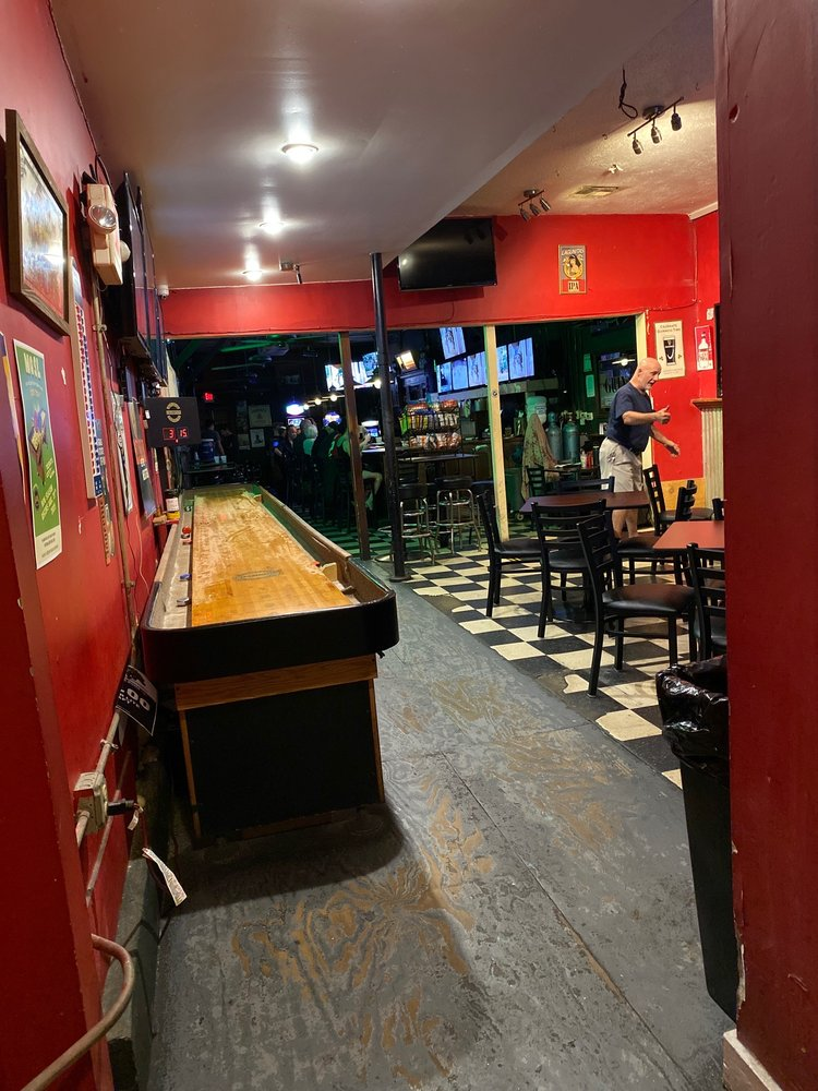Markey's Bar: 640 Louisa St, New Orleans, LA