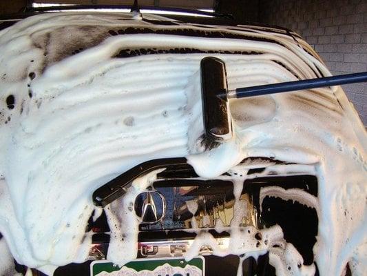 Sparkling Self Service Car Wash Burbank Ca