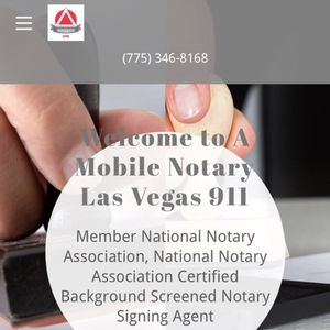 Roadrunner Mobile Notary - Notaries - 5455 S Fort Apache
