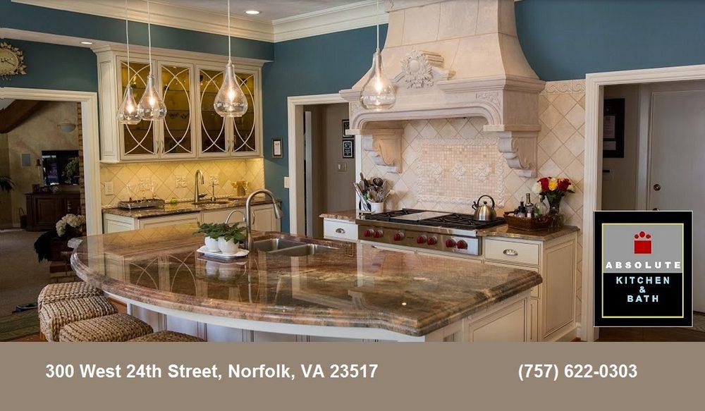 Absolute Kitchen And Bath - Kitchen & Bath - 300 W 24Th St