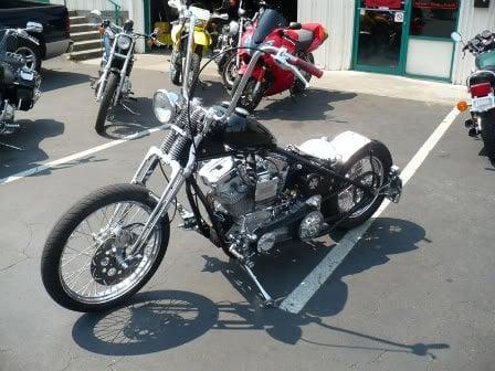 Sacramento Motorcycle Service