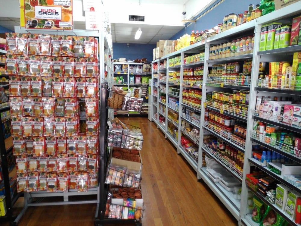 Ethnic Food Store Near