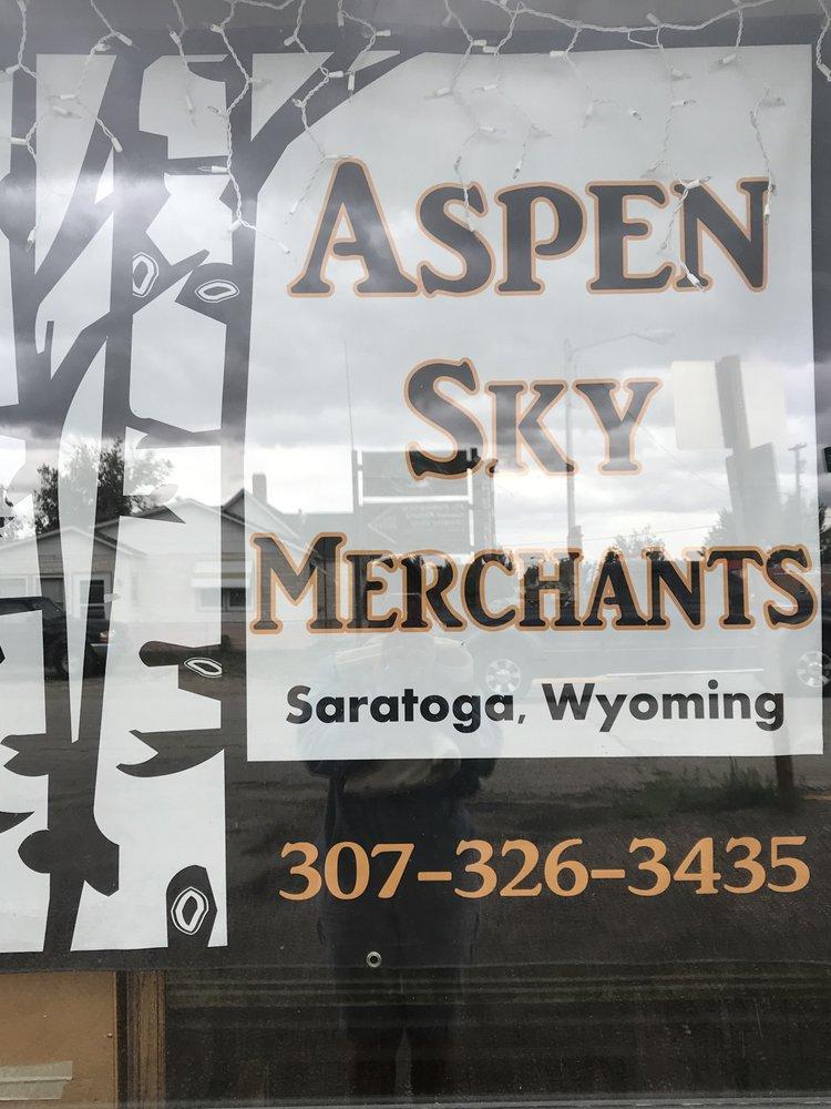Aspen Sky Merchants: 103 E Walnut Ave, Saratoga, WY