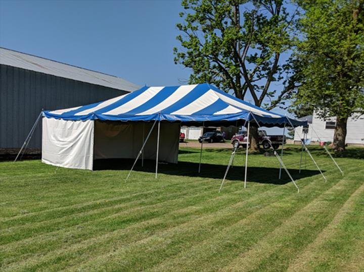 Jensen Rent-A-Tent: Chetek, WI