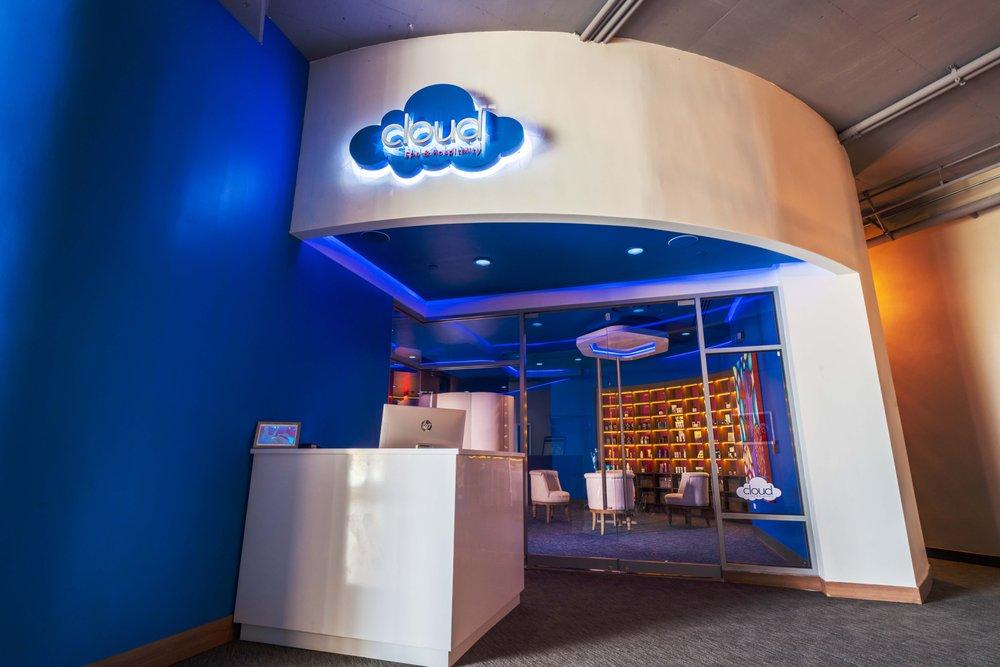 Cloud Spa and Hospitality: Gallery Plaza, San Juan, PR