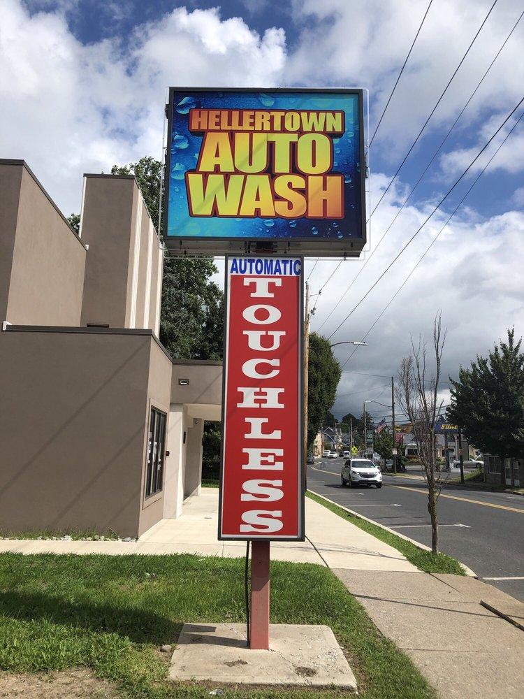 Hellertown Auto Wash: 1130 Main St, Hellertown, PA