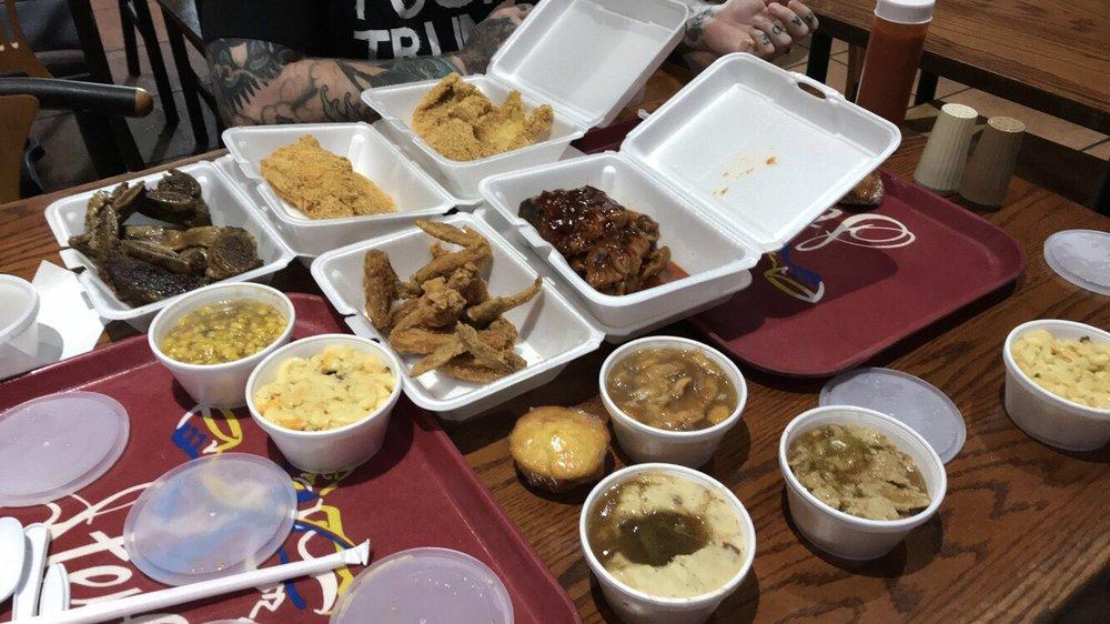 Steve's Soul Food: 1440 Franklin St, Detroit, MI