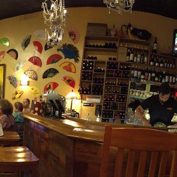 Buleria Restaurant Hollywood Menu