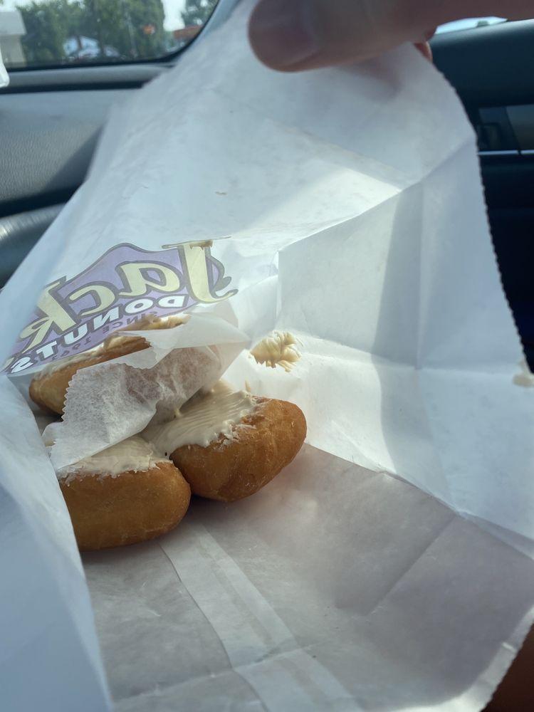 Jack's Donuts of Crawfordsville: 1550 S Washington St, Crawfordsville, IN