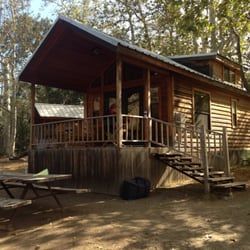 Photo Of El Capitan Canyon   Santa Barbara, CA, United States. Our Cabin
