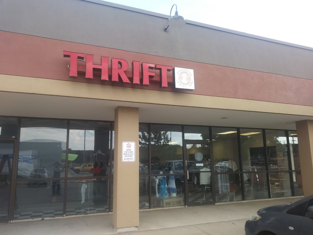Pennywise Thrift Shop: 6520 Wadsworth Blvd, Arvada, CO