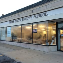 Inner state beauty school cosmetology schools 5150 for Academy for salon professionals yelp