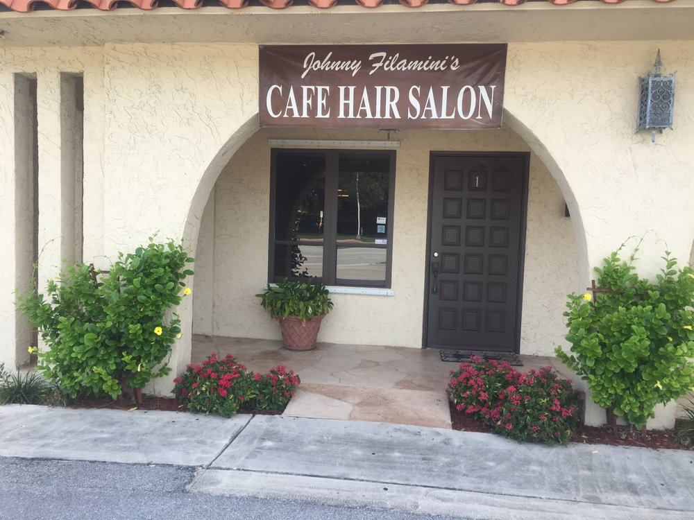 Cafe Hair: 1511 Forest Hill Blvd, West Palm Beach, FL