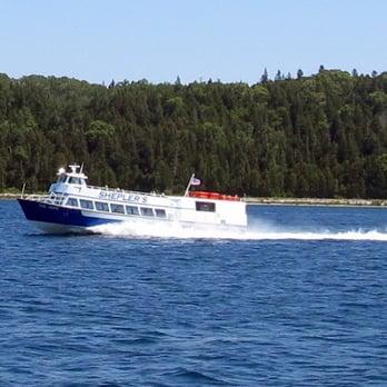 Mackinac Island Ferry Military Discount