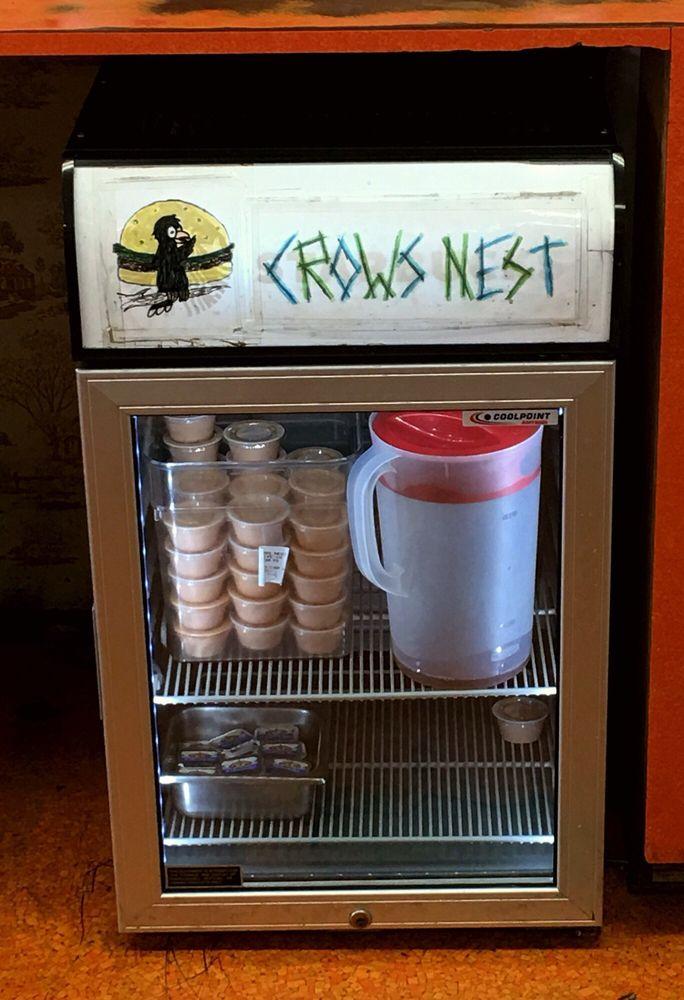 Crows Nest Drive-In: 441 S Main St, Montesano, WA
