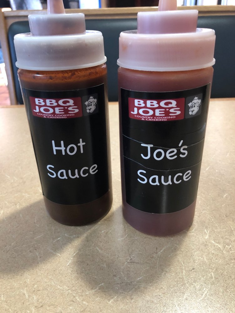 BBQ Joe's Country Cooking & Catering: 2822 S Main St, High Point, NC