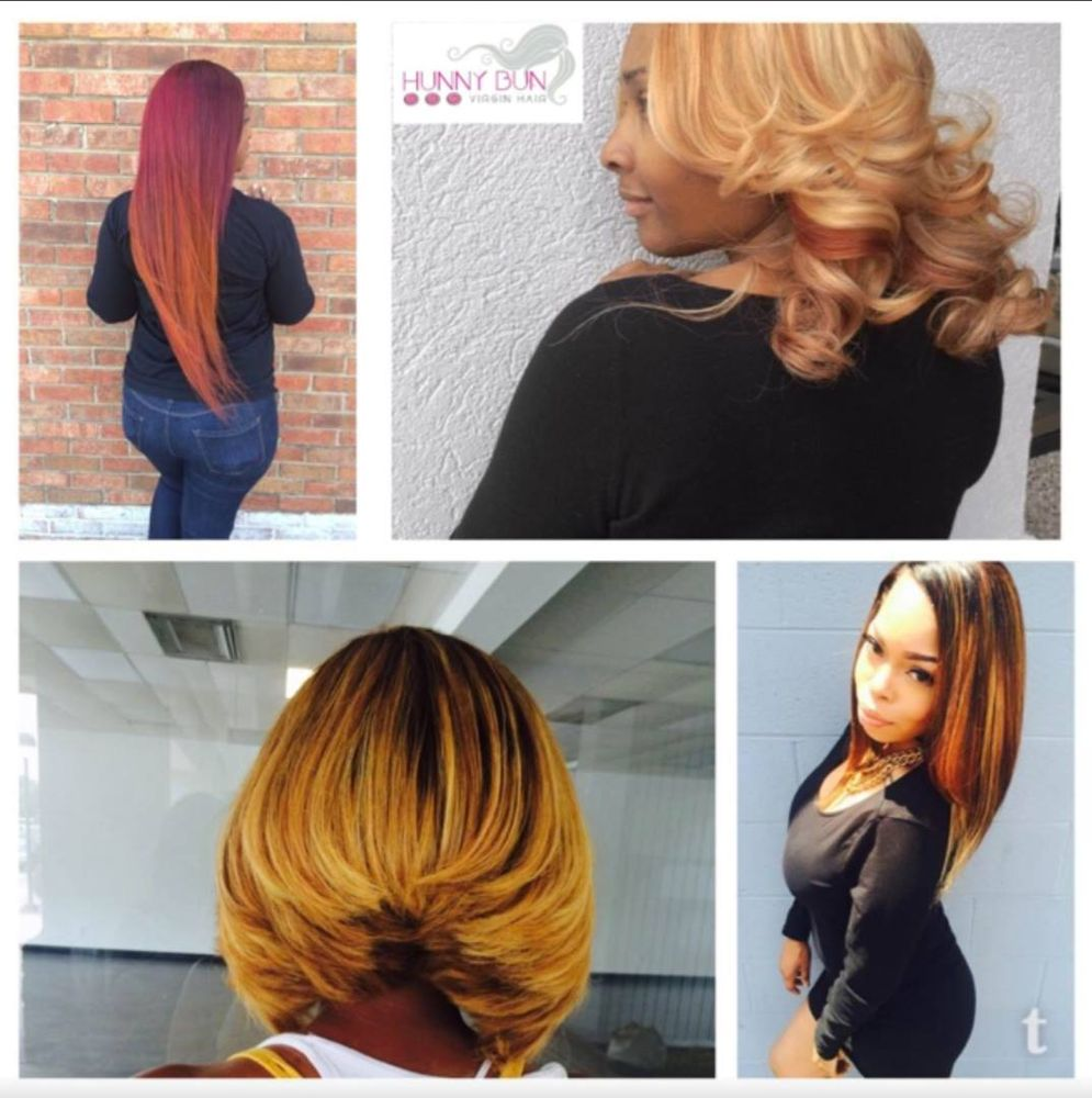 Hunny Bun Virgin Hair 27 Photos Hair Extensions 3720 N Tryon