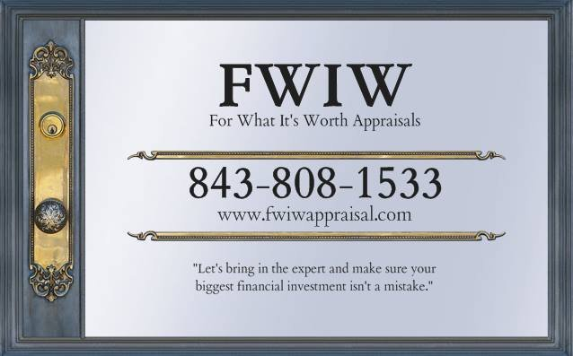 For What It's Worth Appraisals
