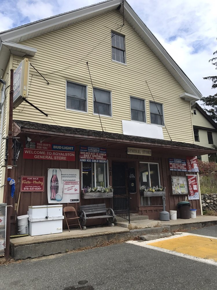 Royalston General Store: 21 Main St, Royalston, MA