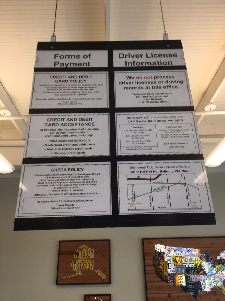 Bel-Red Auto License - 21 Photos & 51 Reviews - Registration