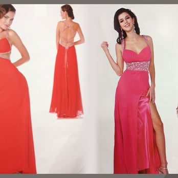sexy unbelievable pink prom dresses from san diego california